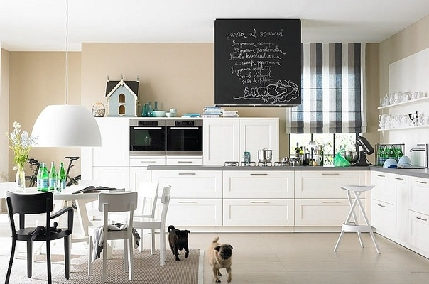 Кухня - это не только место, где вы готовите кулинарные изыски...
