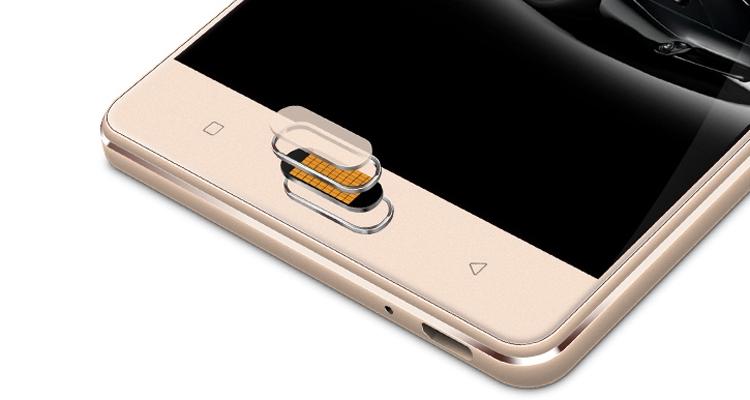 Смартфоны Gionee Marathon M5 Plus и M5 Enjoy получили дактилоскопический сенсор