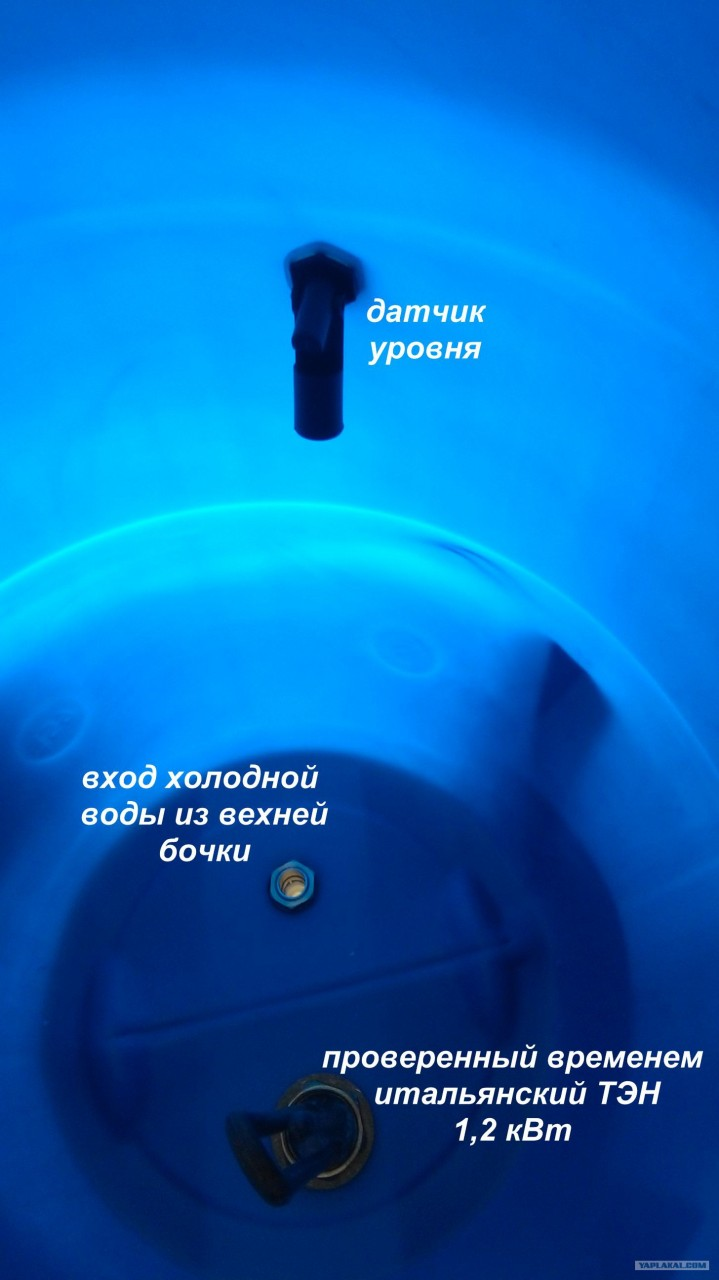 Сенсор воды своими руками