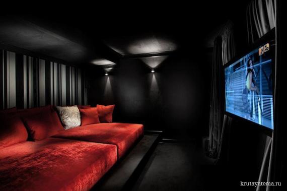 Интерьер комнаты в домашних условиях