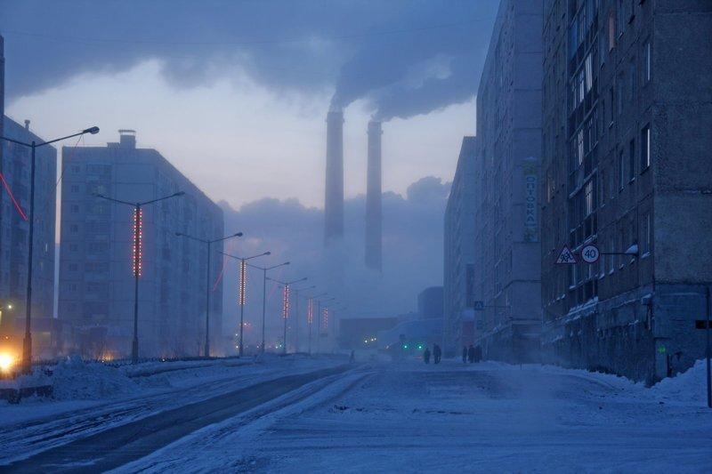 Норильск - город апокалипсисов
