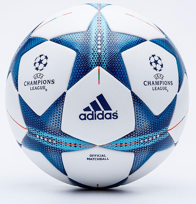 Adidas представил новый официальный мяч Лиги чемпионов