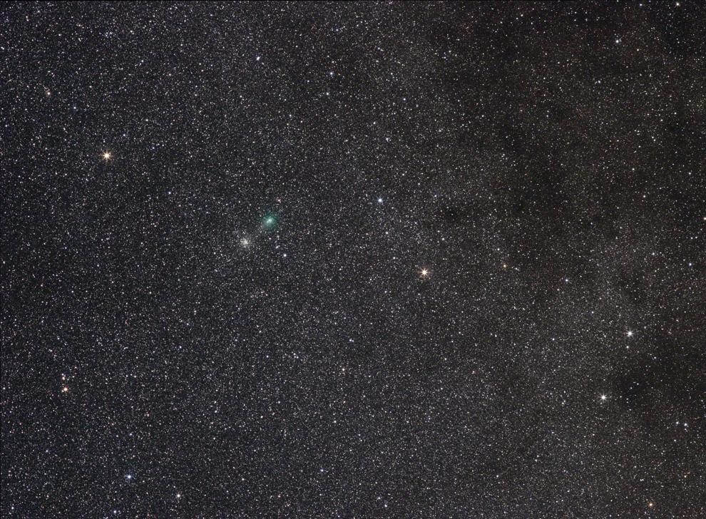 595 Комета Гаррадда