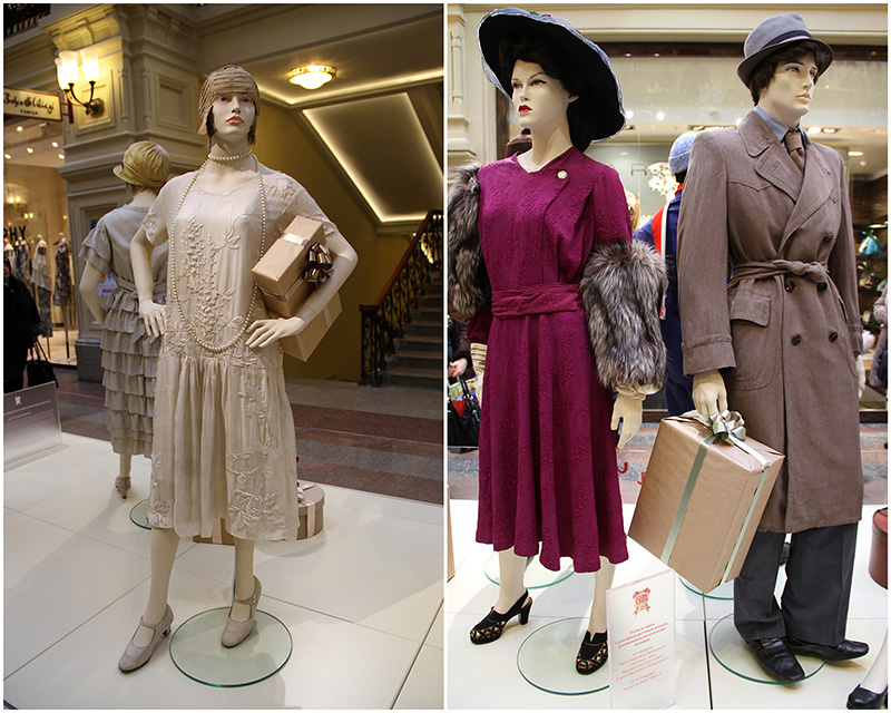 Сталинская мода