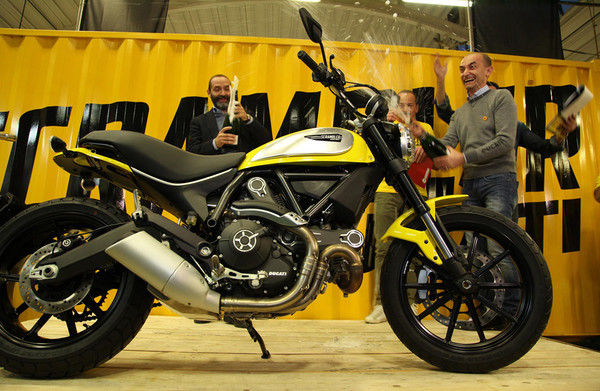 Ducati Scrambler — производство стартовало - Фото 3