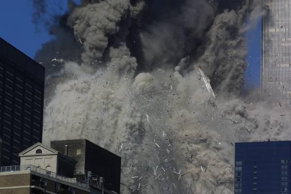 Пост памяти жертв 11 сентября