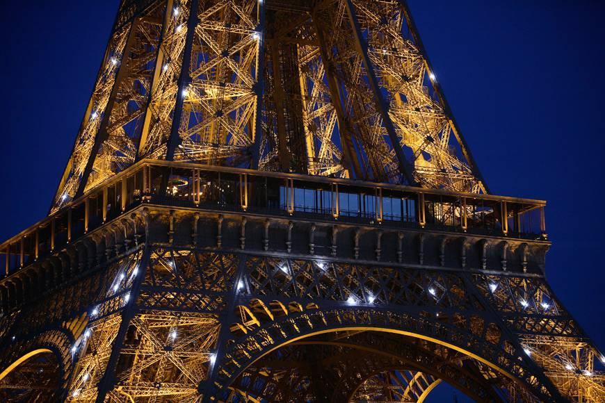 Хочешь, подарю тебе Париж?