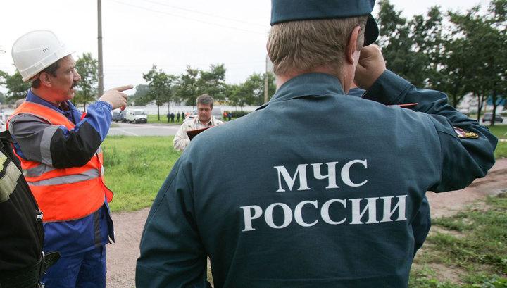 Из-за выброса аммиака в Воронежской области эвакуировано село