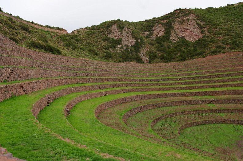 Terraces05 Мистические земледельческие террасы инков Морай