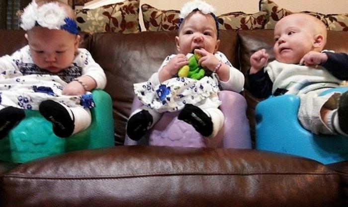 Эта пара усыновила тройню. Но вскоре их ждала шокирующая новость