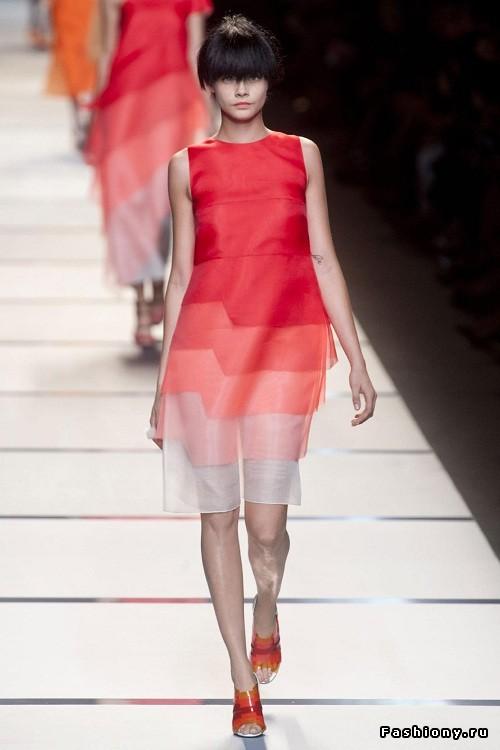Платье Fendi в моем исполнении, мастер-класс