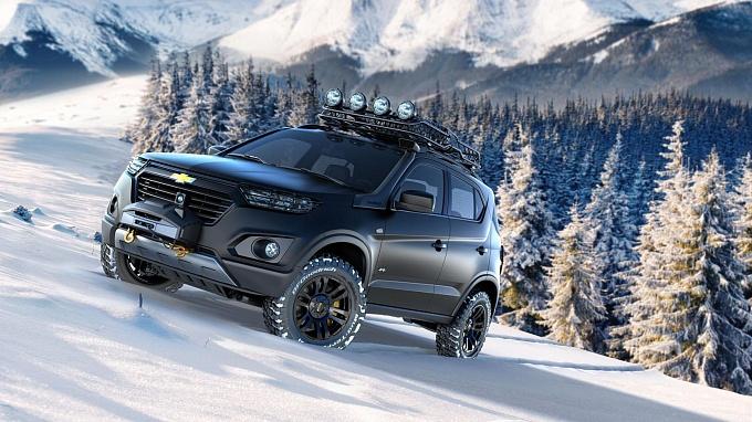 Проект Chevrolet Niva 2 может возродиться