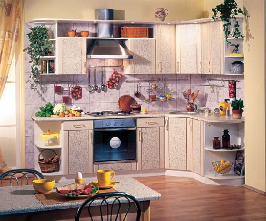 Как и чем украсить кухню своими руками