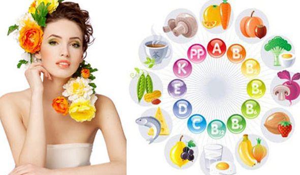 Какие витамины и минералы необходимы для волос