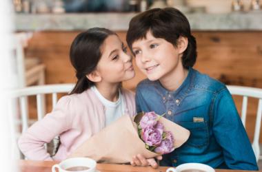 Как научить ребенка хорошим манерам