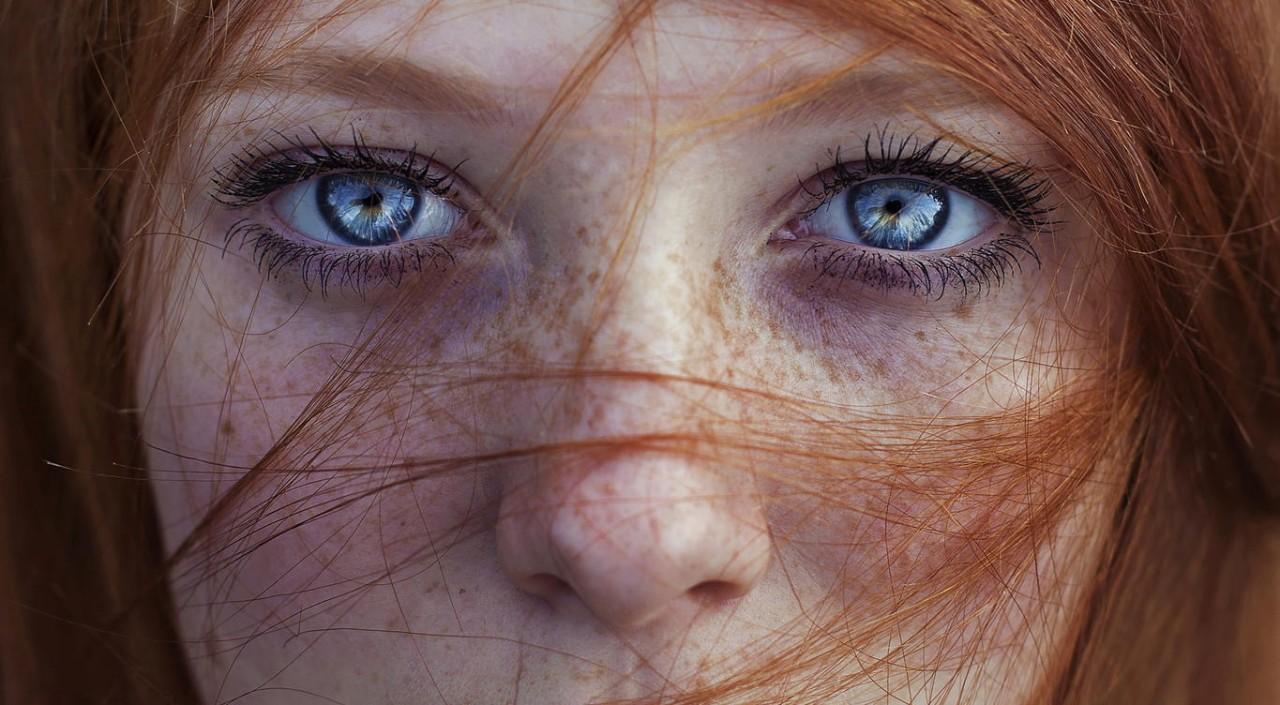 Красота говорят она в глазах смотрящего