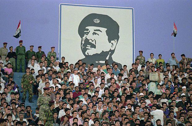 Месть Саддама Хусейна