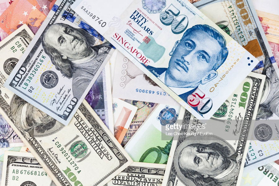 О годных валютах на случай большого кризиса