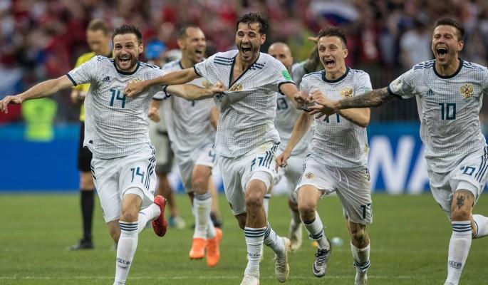 Российских футболистов ждут …