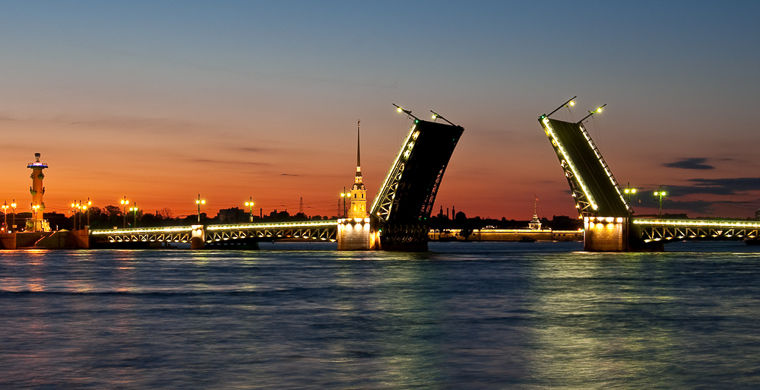 Необычные мосты России