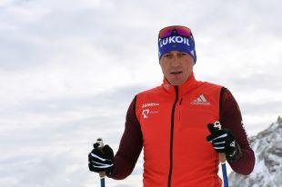 Легков поблагодарил российских лыжников, выступающих на ОИ-2018