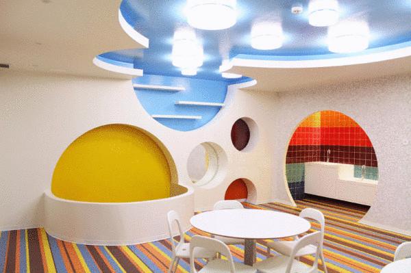 Детский развивающий центр в Лиссабоне.