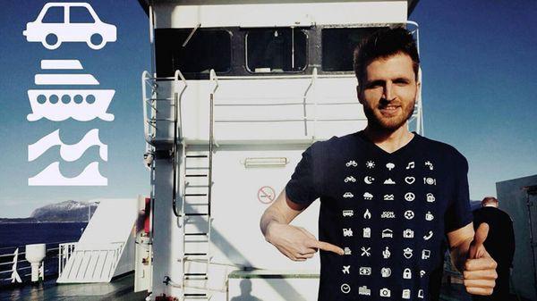 Создана футболка, которая позволит общаться в любой стране мира
