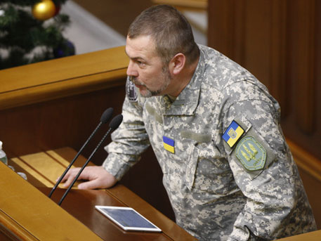Украинский депутат пригрозил сжечь Крым