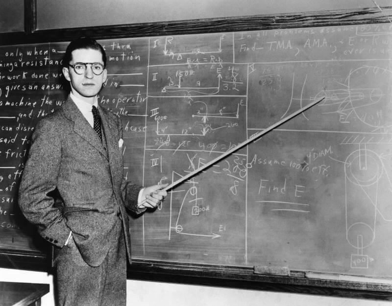 Почему нужны мужчины преподаватели?