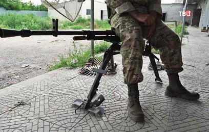 Украинские военные обстреляли журналистов ВГТРК