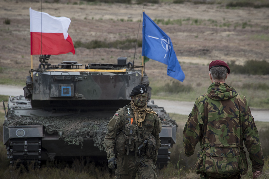 Польша и Грузия не хочет соблюдать «красные линии»