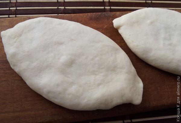 воздушные жареные пирожки