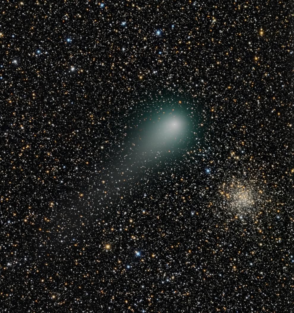 4106 Комета Гаррадда