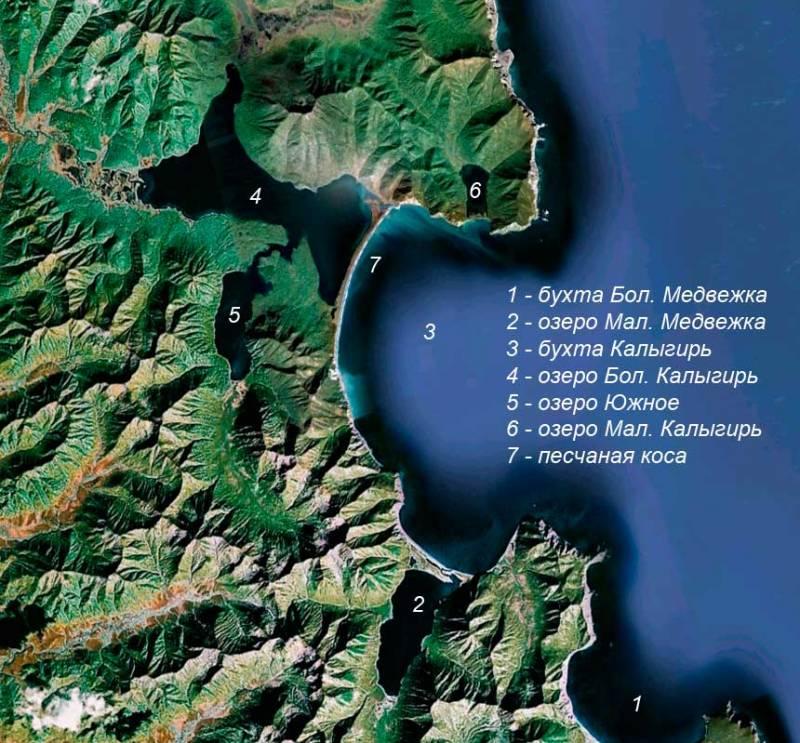 Тайна камчатского озера Боль…