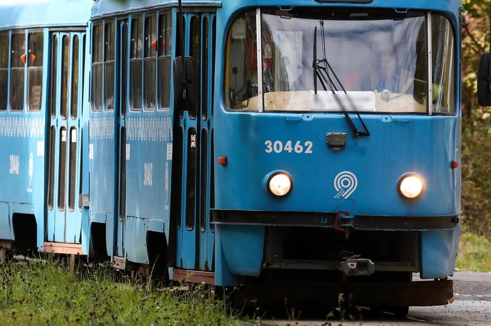 В Москве трамвай насмерть за…
