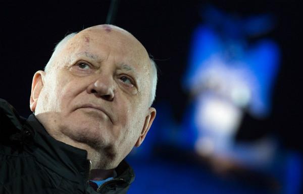 Призрак Горбачёва