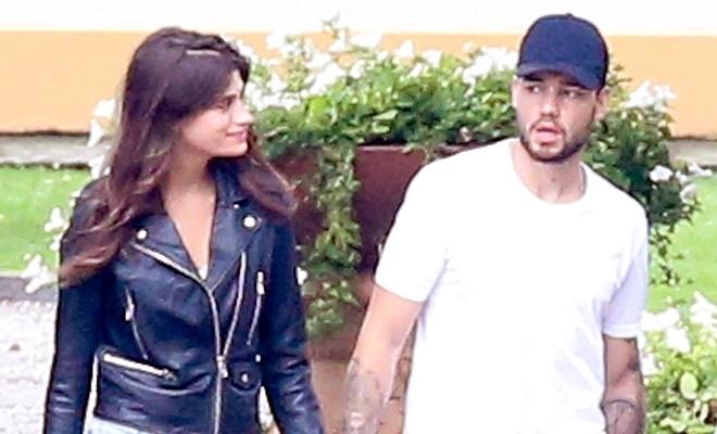 Солист One Direction Лиам Пейн закрутил роман с моделью Кайро Двек через 1,5 месяца после расставания с Шерил Коул
