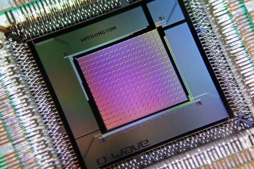 Процессор D-Wave 2X