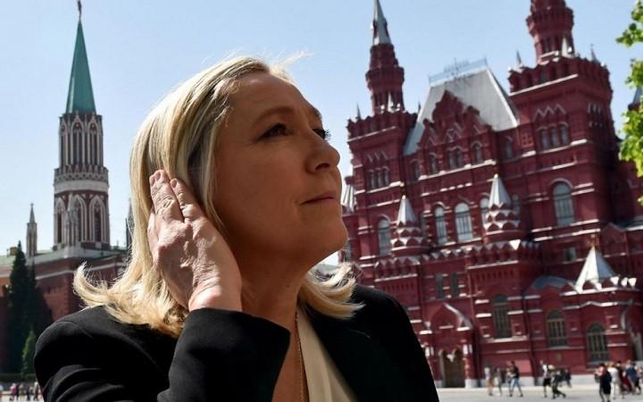 Марин Ле Пен: Русские – великий народ