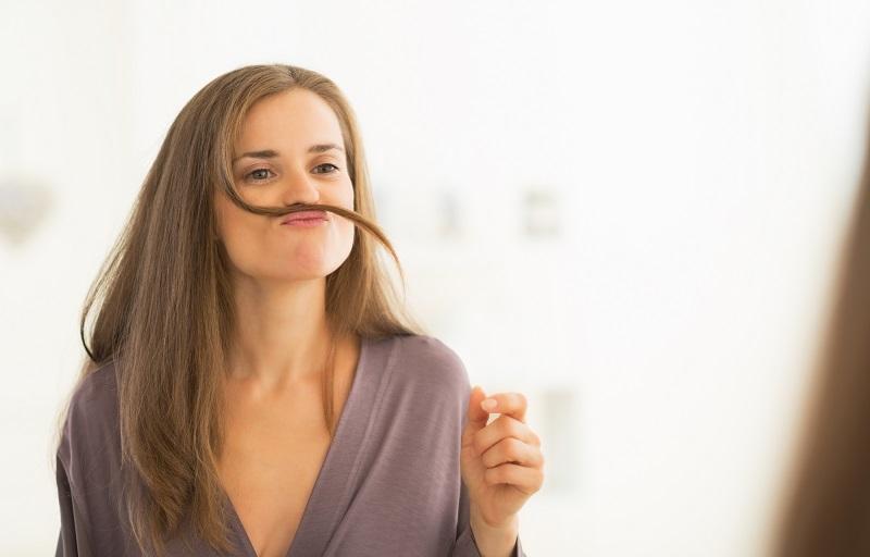 как избавиться от усиков без боли