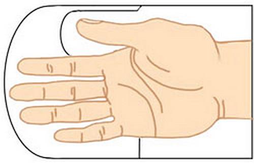 Рукавицы из меха своими руками