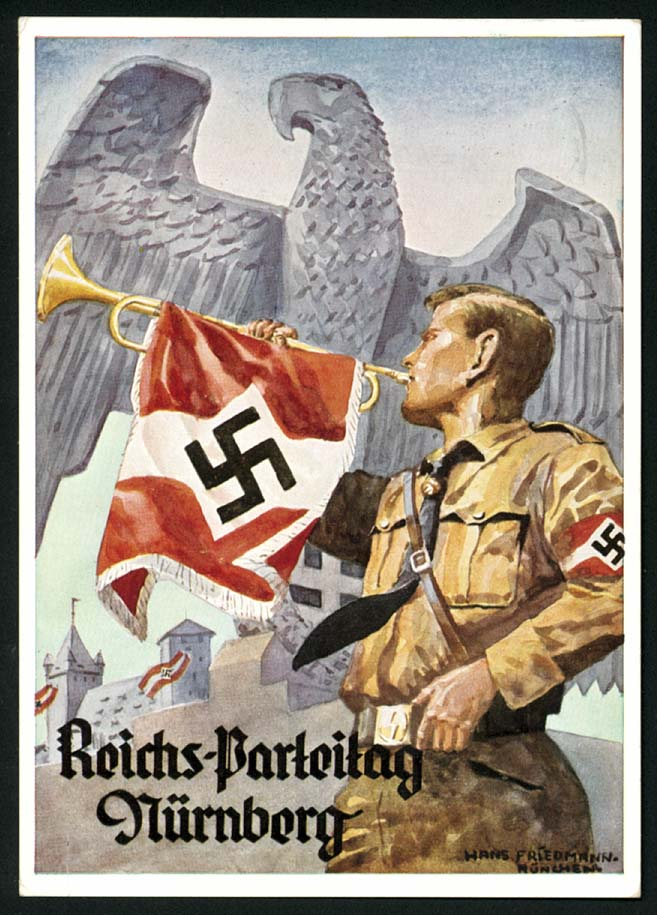 propaganda and terror wwere equally important for enabaling hitler and the nazis to keep control ove