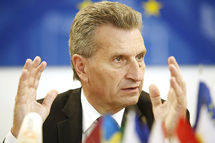 Еврокомиссар пригрозил странам-участникам «Южного потока»