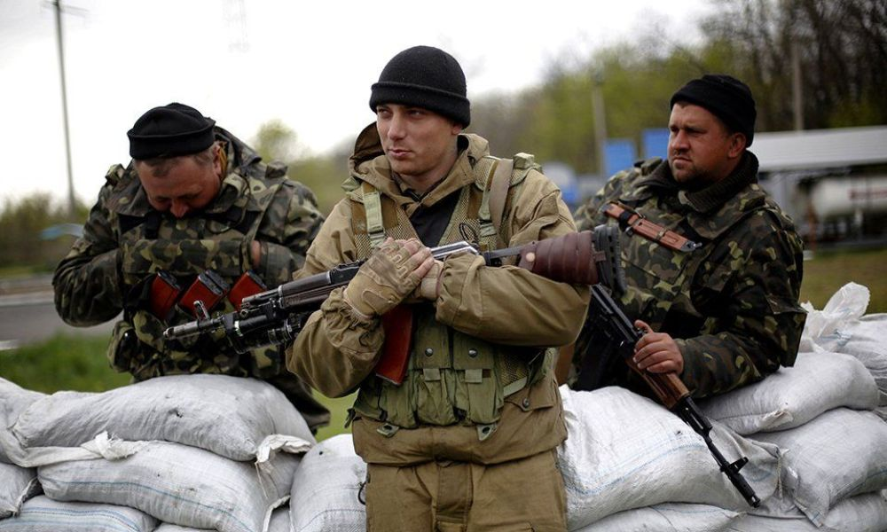 Армия Донбасса стала второй по силе в Европе