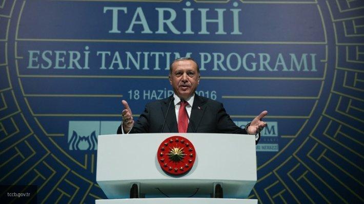 Эрдоган о попытках экономического давления на Турцию: они бесперспективны