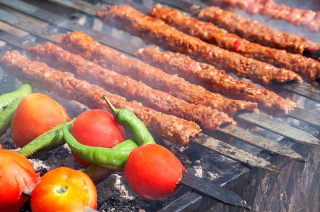 Как приготовить лучший люля-кебаб