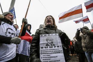 Белорусский вариант. Как Александр Лукашенко не стал Виктором Януковичем
