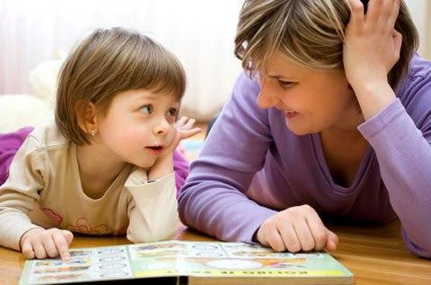 Учим детей правильному произношению