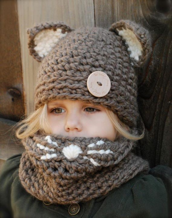 Вязанные шапки для девочек 10 лет
