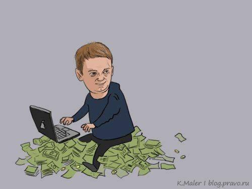 Алешкин бизнес: как делать деньги, сотрясая воздух